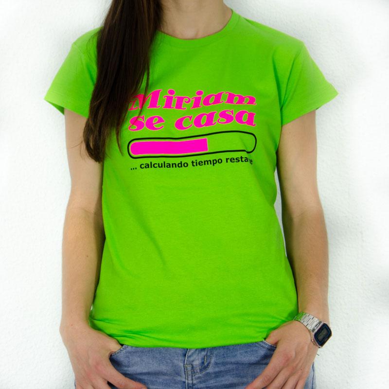 camisetas despedida de soltera
