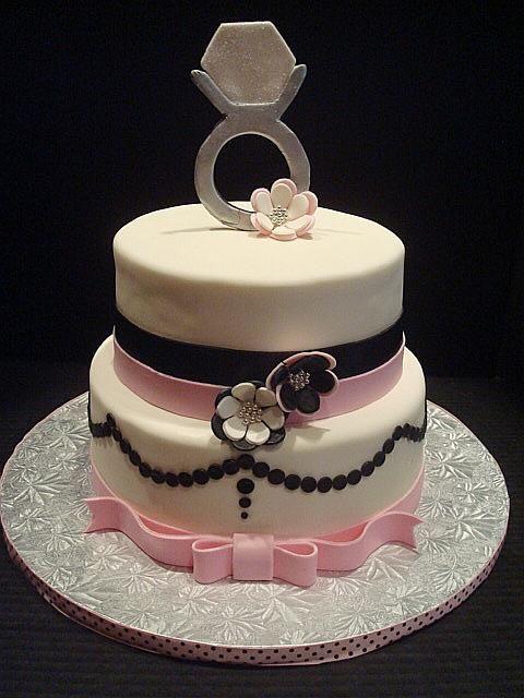 tartas para despedida de soltera